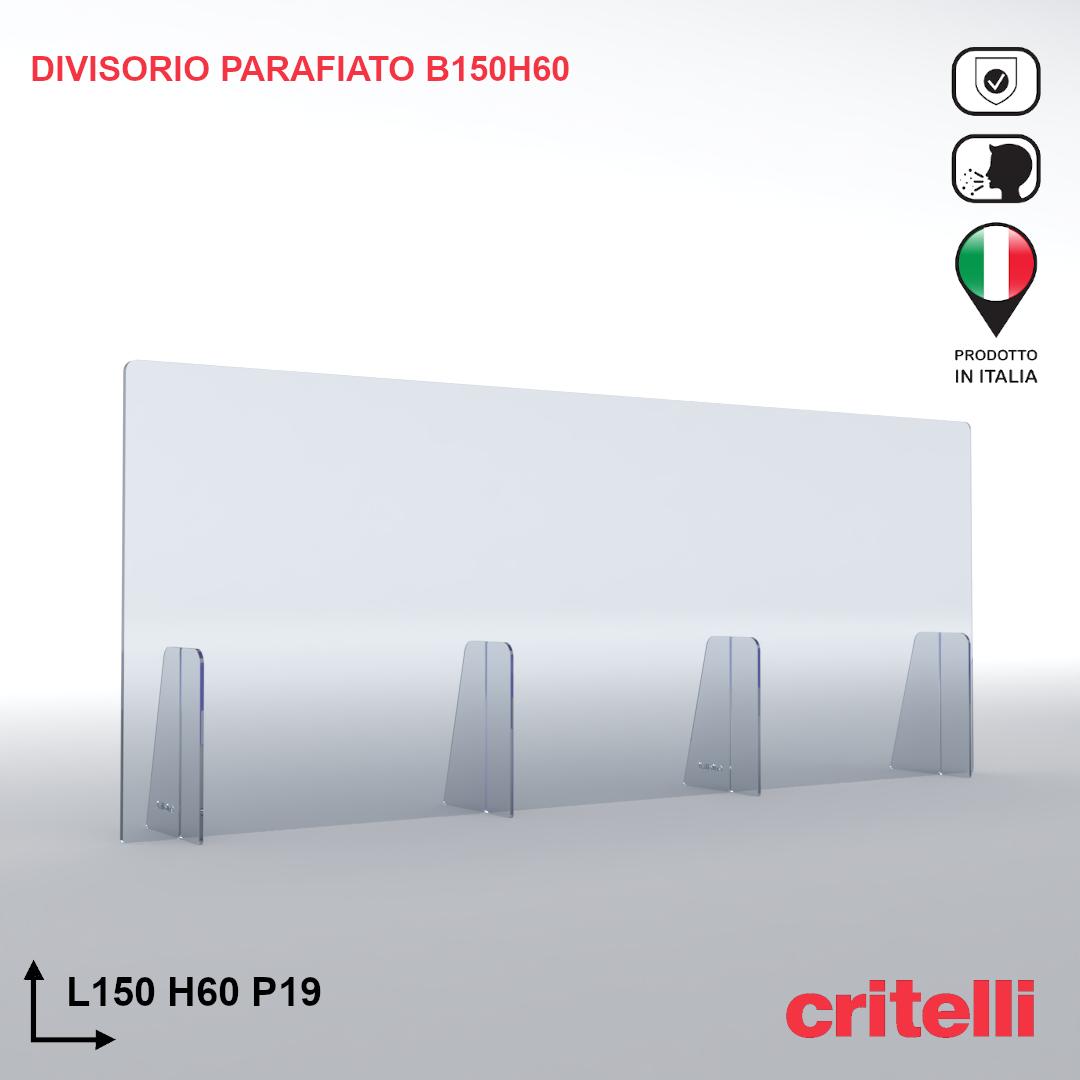 Posto di Lavoro Parasputo con Base in Lega di Alluminio per Ufficio Roll Up Divisore 60x160cm Trasparente Pannelli Plexiglass Partition Schermi Divisori Barriera Protettiva